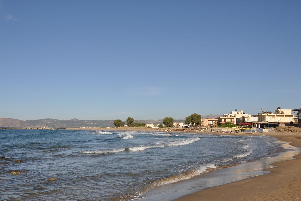 Mavros Molos Beach