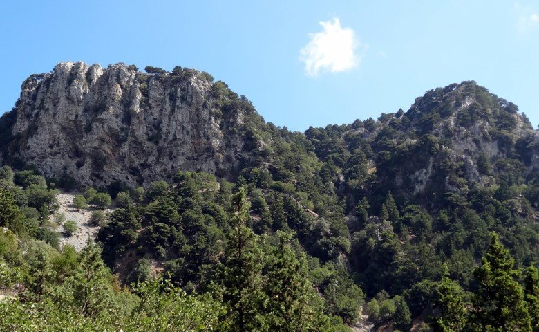 sfakia gorge